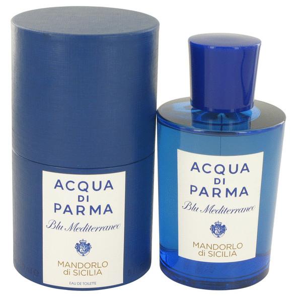 Blu Mediterraneo Mandorlo Di Sicilia by Acqua Di Parma Eau De Toilette Spray 5 oz for Women