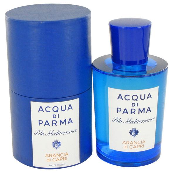 Blu Mediterraneo Arancia Di Capri by Acqua Di Parma Eau De Toilette Spray 5 oz for Women