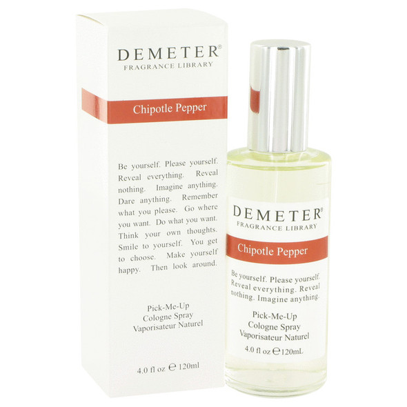 Demeter Chipotle Pepper by Demeter Cologne Spray 4 oz for Women