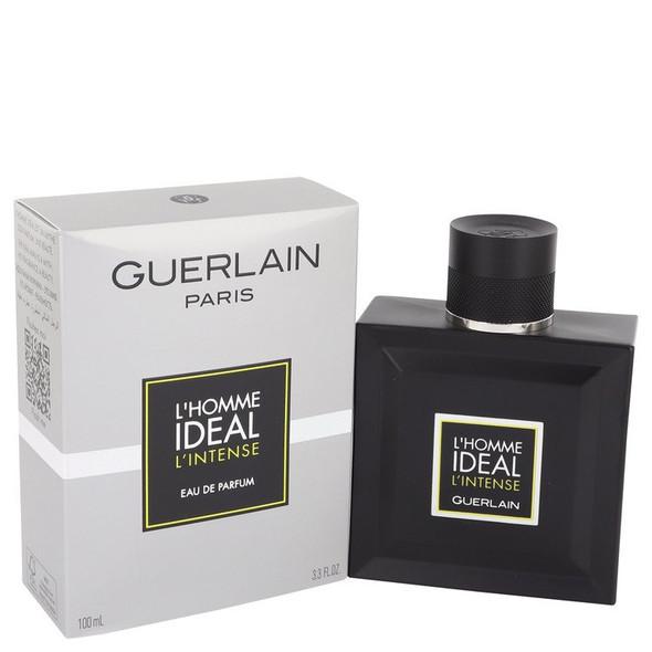 L'homme Ideal L'intense by Guerlain Eau De Parfum Spray 3.4 oz for Men