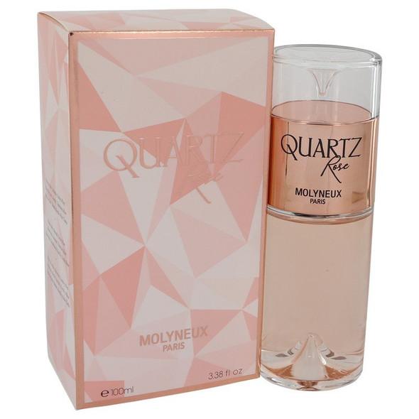 Quartz Rose by Molyneux Eau De Parfum Spray for Women