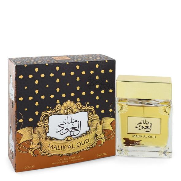 Malik Al Oud by Rihanah Eau De Parfum Spray (Unisex) 3.4 oz for Men