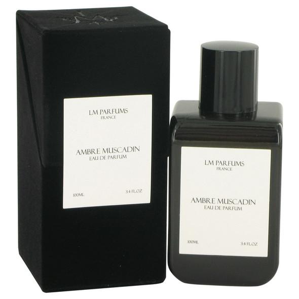 Ambre Muscadin by Laurent Mazzone Eau De Parfum Spray 3.4 oz for Women