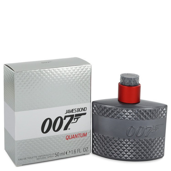 007 Quantum by James Bond Eau De Toilette Spray for Men