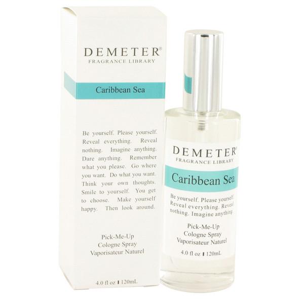 Demeter Caribbean Sea by Demeter Cologne Spray 4 oz for Women