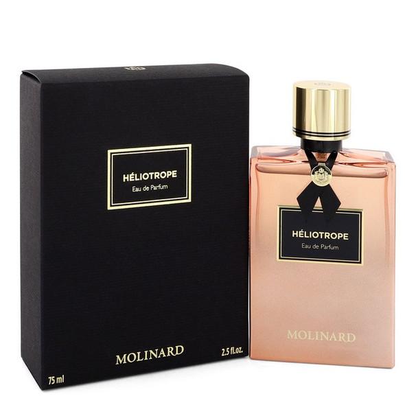 Heliotrope by Molinard Eau De Parfum Spray 2.5 oz for Women