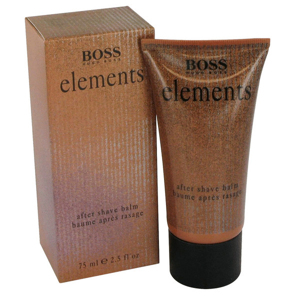 ELEMENTS by Hugo Boss After Shave Balm 2.5 oz for Men