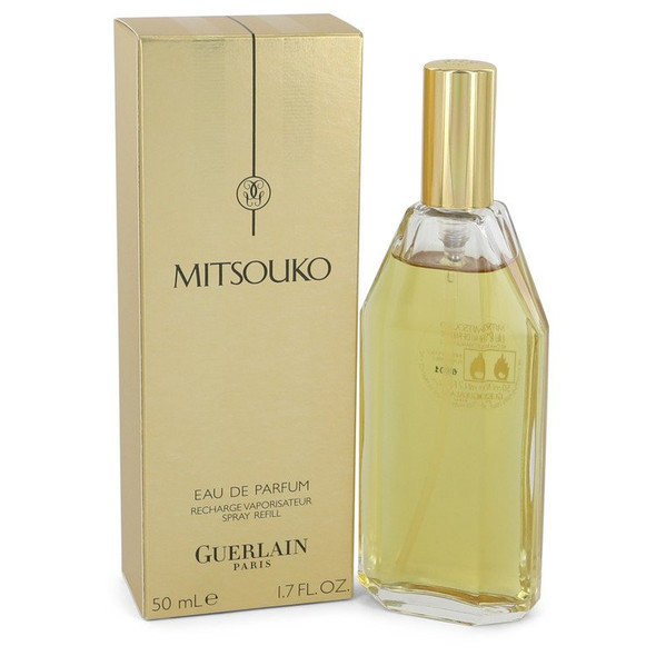 MITSOUKO by Guerlain Eau De Parfum Spray Refill 1.7 oz for Women