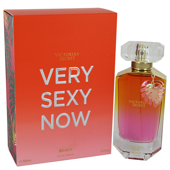 Very Sexy Now Beach by Victoria's Secret Eau De Parfum Spray 3.4 oz for Women