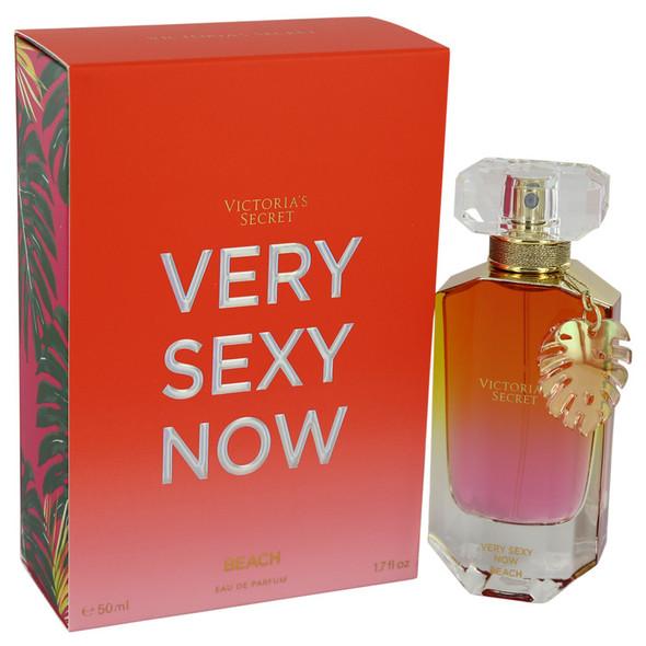 Very Sexy Now Beach by Victoria's Secret Eau De Parfum Spray 1.7 oz for Women