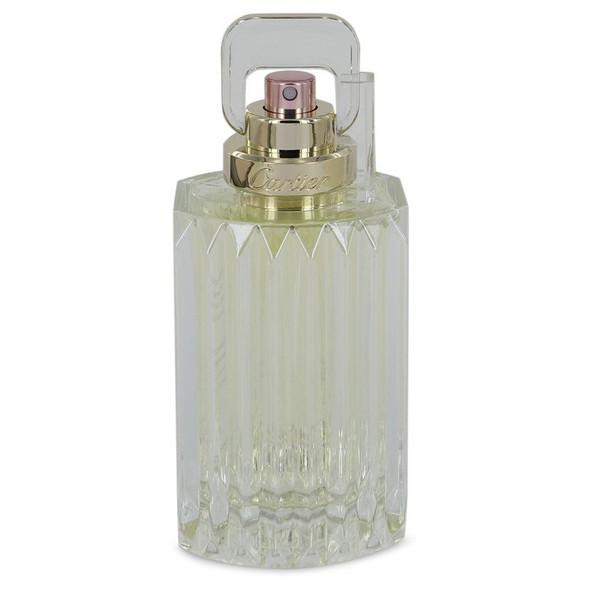 Cartier Carat by Cartier Eau De Parfum Spray (Tester) 3.3 oz for Women