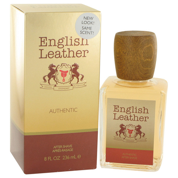 ENGLISH LEATHER by Dana After Shave 8 oz for Men