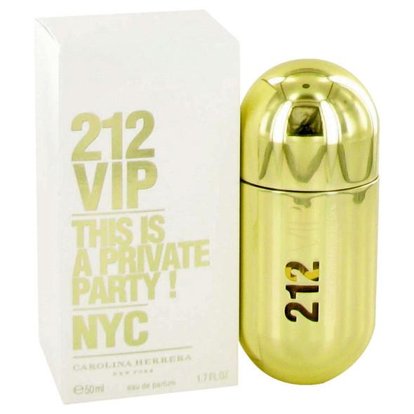 212 Vip by Carolina Herrera Eau De Parfum Spray for Women