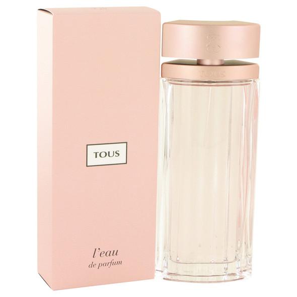 Tous L'eau by Tous Eau De Parfum Spray 3 oz for Women
