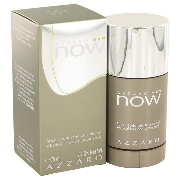 Azzaro Now by Azzaro Deodorant Stick 2.7 oz for Men