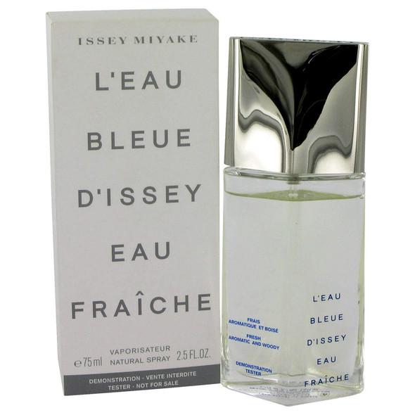 L'EAU BLEUE D'ISSEY POUR HOMME by Issey Miyake Eau De Fraiche Toilette Spray for Men