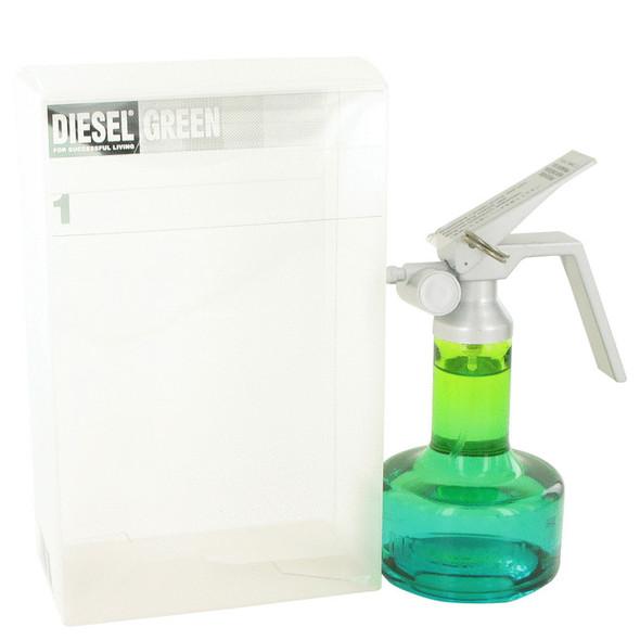 Diesel Green by Diesel Eau De Toilette Spray 2.5 oz for Men