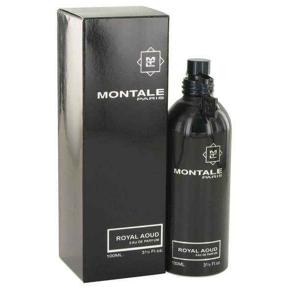Montale Royal Aoud by Montale Eau De Parfum Spray 3.3 oz for Women