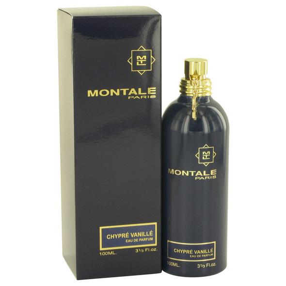 Montale Chypre Vanille by Montale Eau De Parfum Spray 3.3 oz for Women