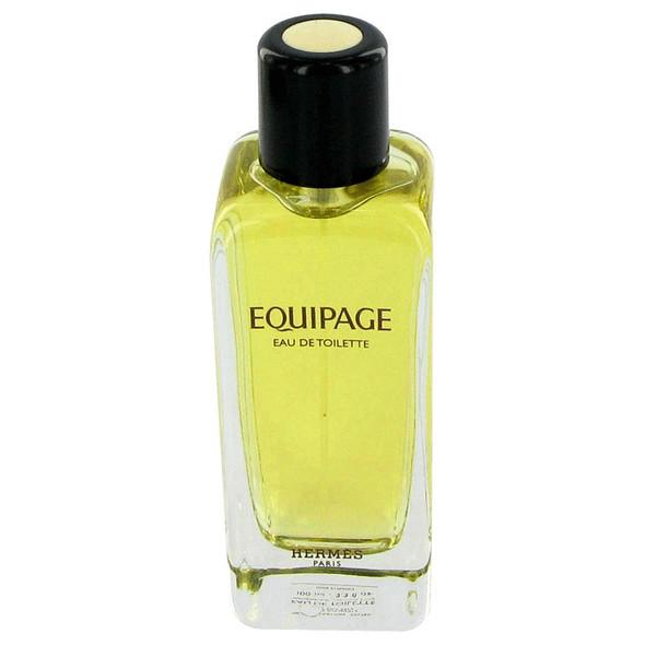 EQUIPAGE by Hermes Eau De Toilette Spray (Tester) 3.4 oz for Men