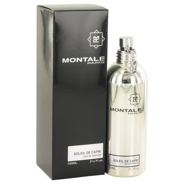 Montale Soleil De Capri by Montale Eau De Parfum Spray 3.3 oz for Women