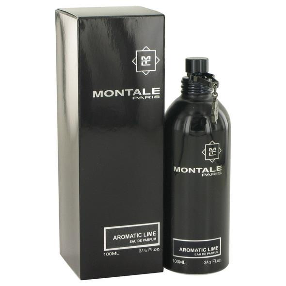 Montale Aromatic Lime by Montale Eau De Parfum Spray 3.3 oz for Women