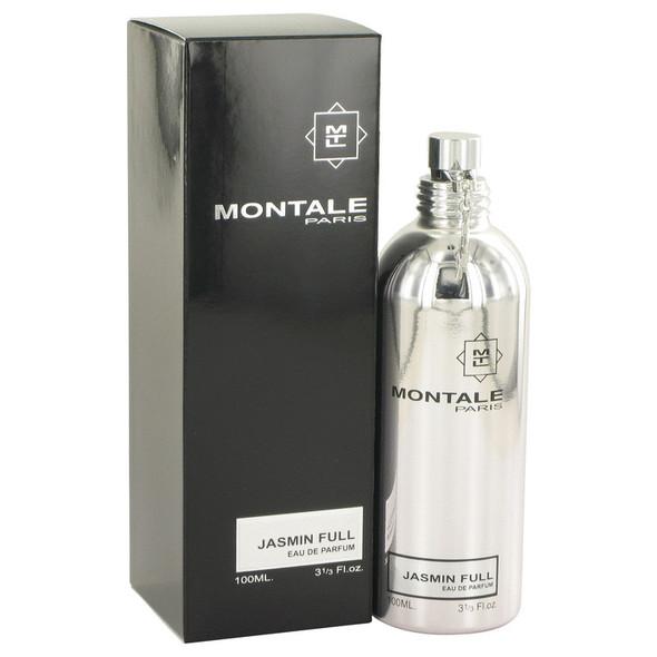 Montale Jasmin Full by Montale Eau De Parfum Spray 3.3 oz for Women