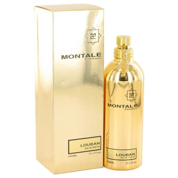 Montale Louban by Montale Eau De Parfum Spray 3.3 oz for Women
