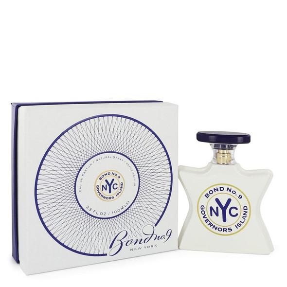 Governors Island by Bond No. 9 Eau De Parfum Spray (Unisex) 3.3 oz for Women