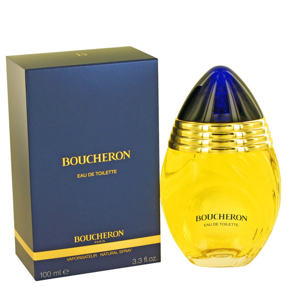 BOUCHERON by Boucheron Eau De Toilette Spray 3.3 oz for Women