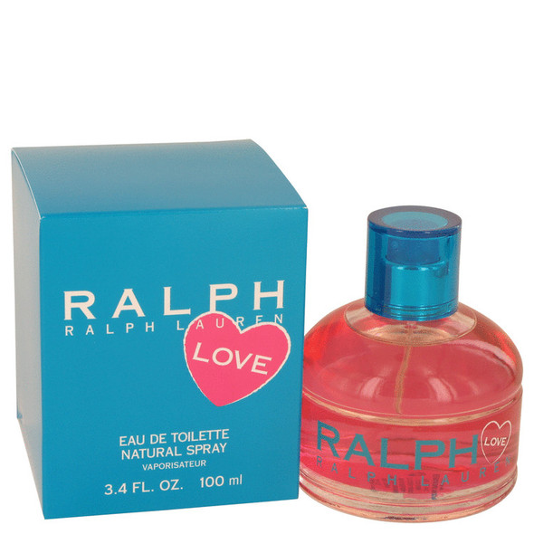 Ralph Lauren Love by Ralph Lauren Eau De Toilette Spray (2016) 3.4 oz for Women