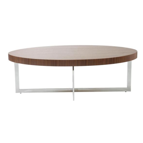 """47.25"""" X 23.63"""" X 15.75"""" Coffee Table Top in Walnut"""