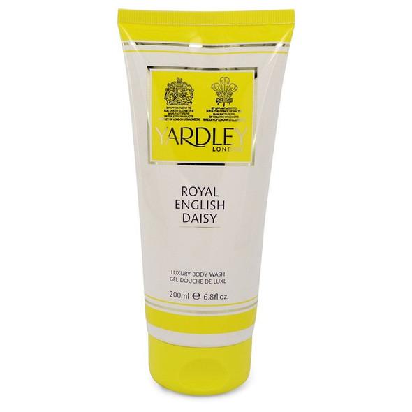 Royal English Daisy by Yardley London Body Wash 6.8 oz for Women