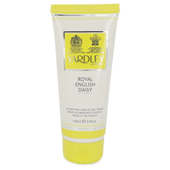 Royal English Daisy by Yardley London Hand And Nail Cream 3.4 oz  for Women