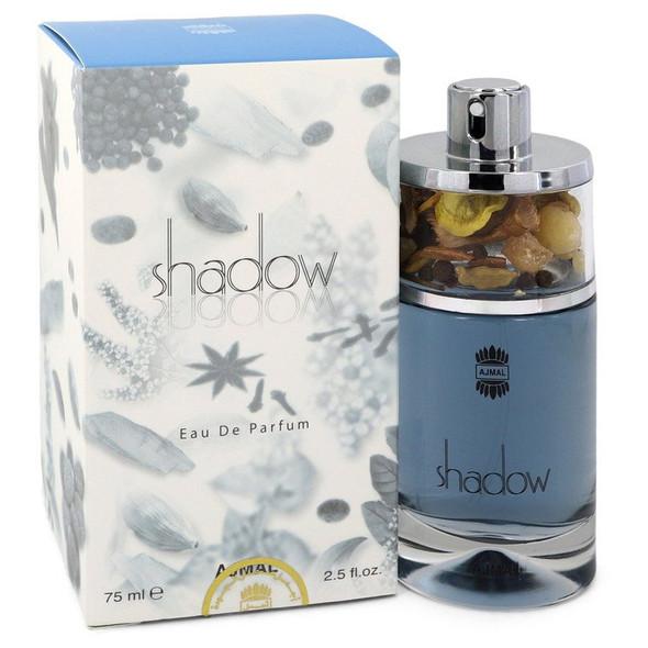 Ajmal Shadow by Ajmal Eau De Parfum Spray 2.5 oz for Men