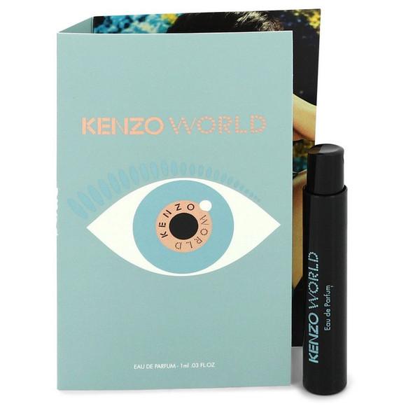 Kenzo World by Kenzo Vial (sample) .03 oz for Women