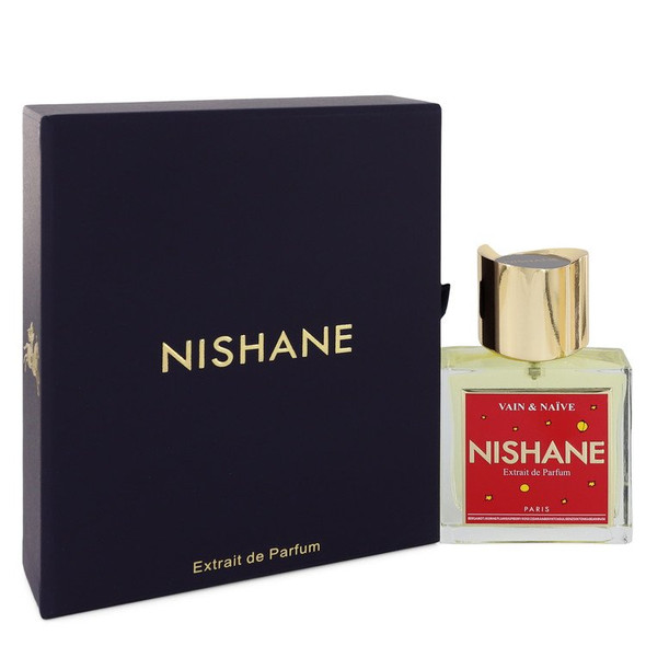 Vain & Naïve by Nishane Extrait De Parfum Spray (Unisex) 1.7 oz for Women
