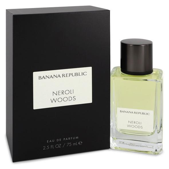 Banana Republic Neroli Woods by Banana Republic Eau De Parfum Spray (Unisex) 2.5 oz for Women