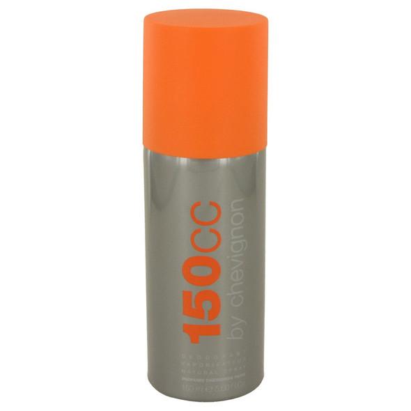 Chevignon 150cc by Chevignon Deodorant Spray 5 oz for Men