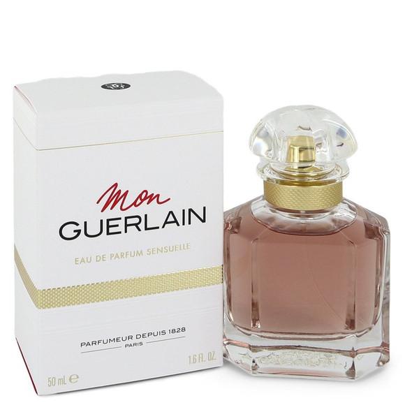 Mon Guerlain Sensuelle by Guerlain Eau De Parfum Spray 1.6 oz for Women