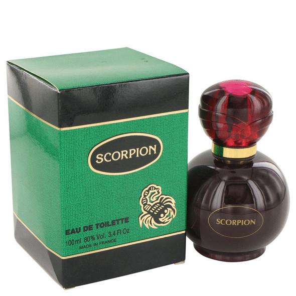 Scorpion by Parfums JM Eau De Toilette Spray 3.4 oz for Men