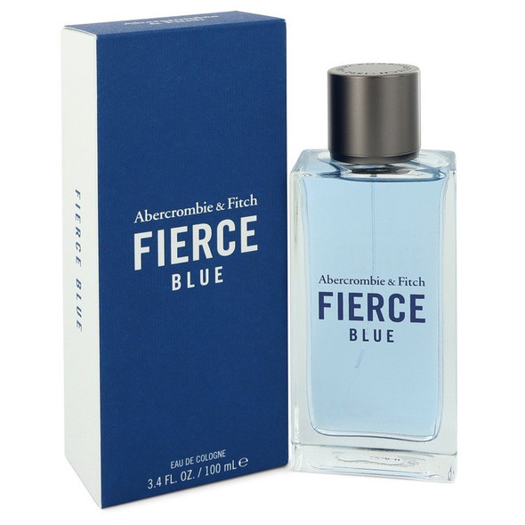 Fierce Blue by Abercrombie & Fitch Cologne Spray for Men