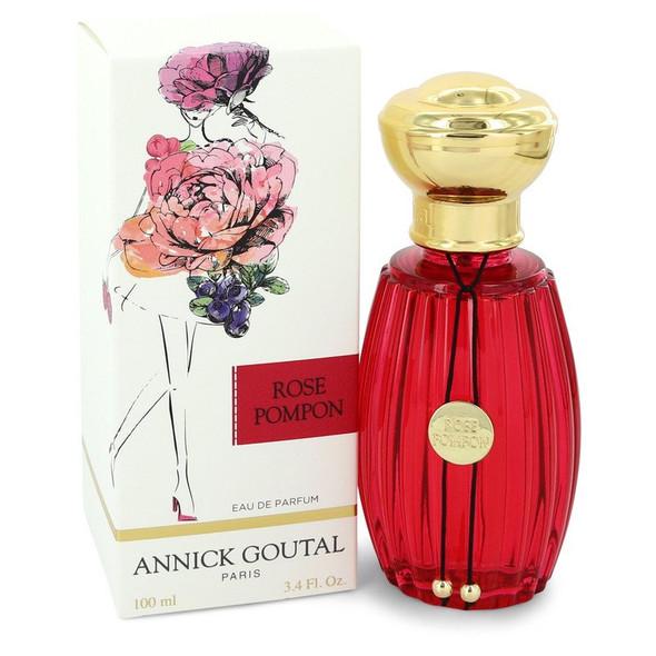Annick Goutal Rose Pompon by Annick Goutal Eau De Parfum Spray 3.4 oz for Women