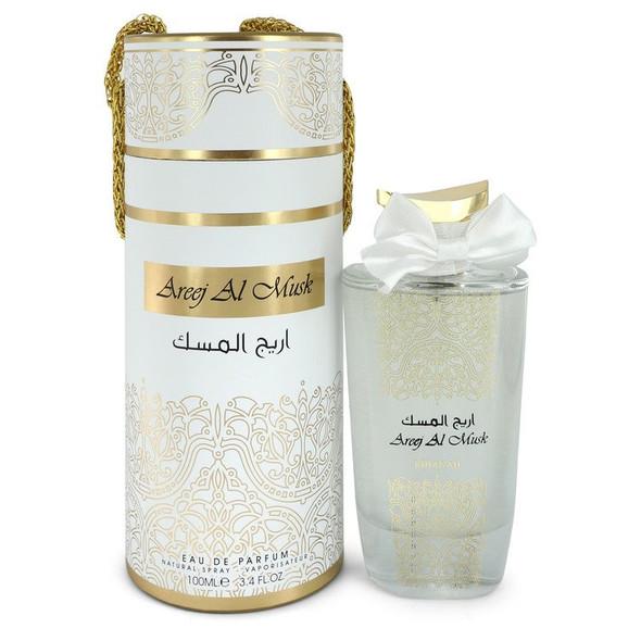 Areej Al Musk by Ajmal Eau De Parfum Spray 3.4 oz for Women