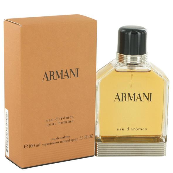 Armani Eau D'aromes by Giorgio Armani Eau De Toilette Spray 3.4 oz for Men