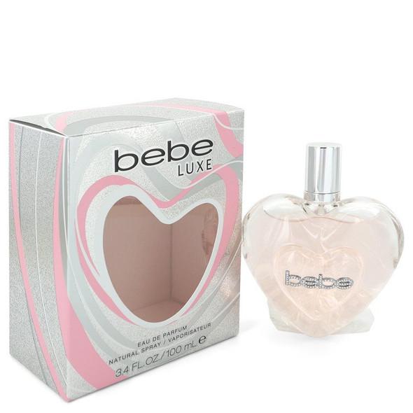 Bebe Luxe by Bebe Eau De Parfum Spray 3.4 oz for Women