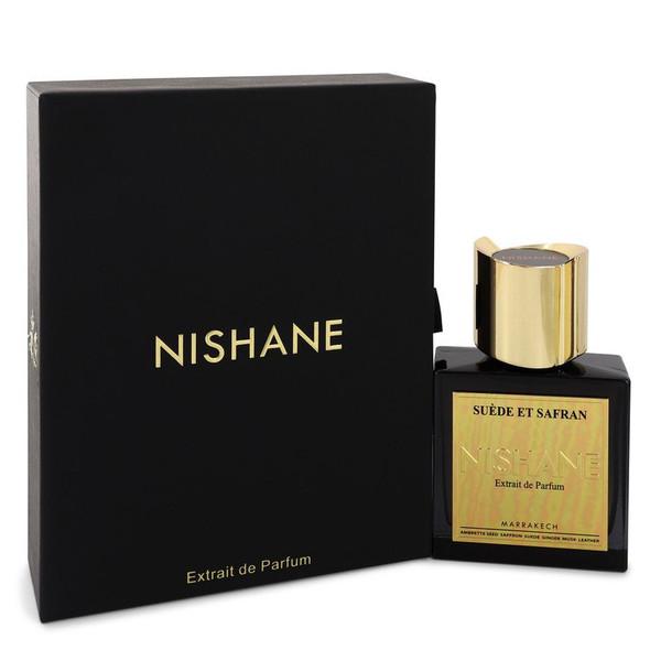 Nishane Suede Et Saffron by Nishane Extract De Parfum Spray 1.7 oz for Women