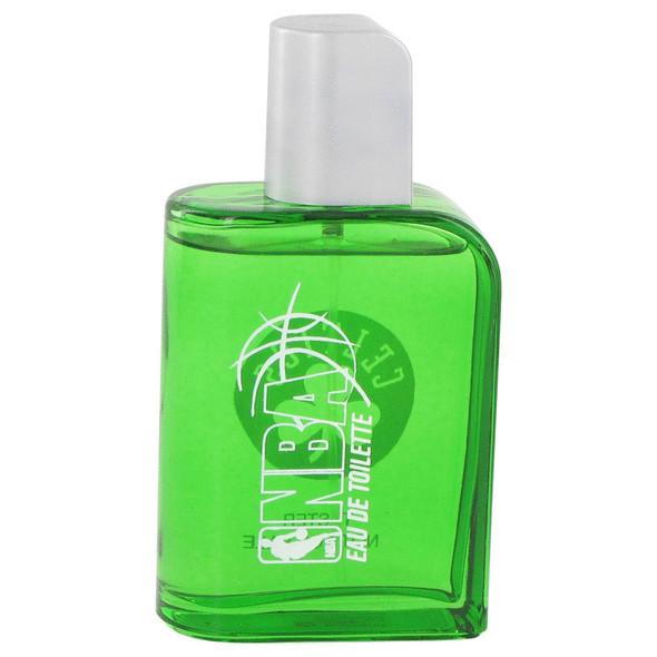 NBA Celtics by Air Val International Eau De Toilette Spray (Tester) 3.4 oz for Men
