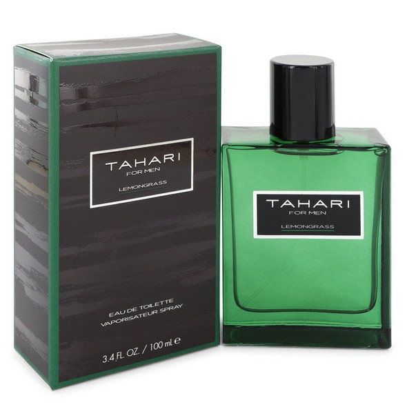 Tahari Lemongrass by Tahari Eau De Toilette Spray 3.4 oz for Men