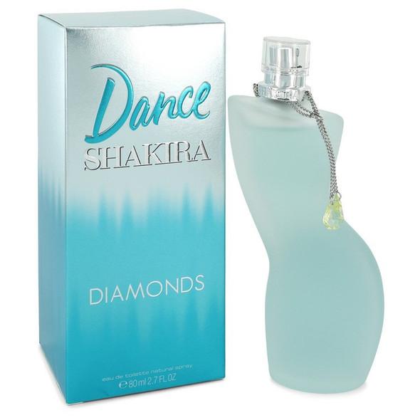 Shakira Dance Diamonds by Shakira Eau De Toilette Spray 2.7 oz for Women